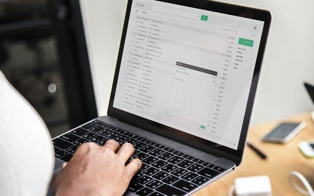 Comment récupérer des e-mails anciens (ou perdus)?