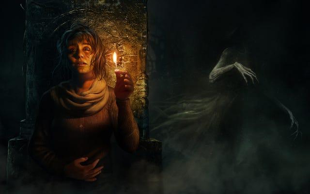 Amnesia: Rebirth Makes Motherhood Scary