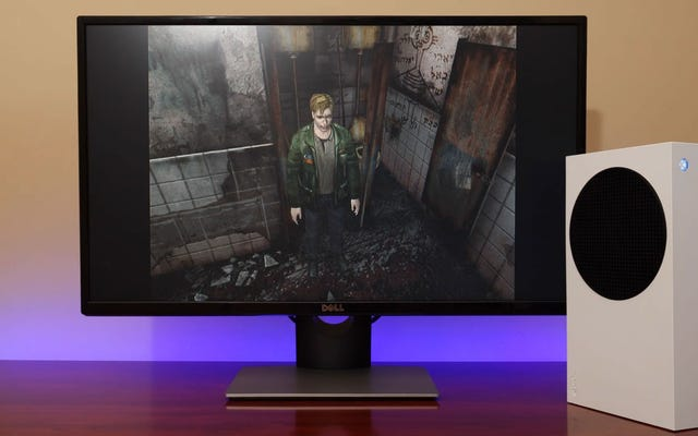 XboxシリーズXは実行できます... PS2ゲーム?