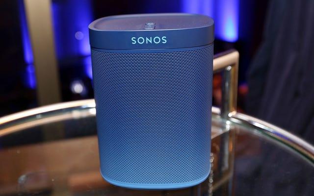 """Sonos Backpedals, mówi: """"Wszystkie produkty będą działać po maju"""""""