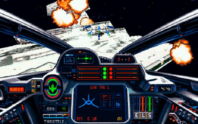 スターウォーズスペースシューターをお持ち帰りください
