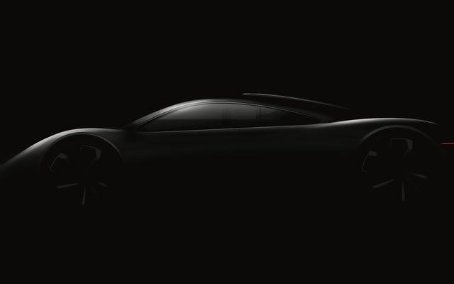 मैकलेरन एफ 1 के डिजाइनर 'रियल-वर्ल्ड' ड्राइविंग की स्थिति के लिए एक स्पोर्ट्स कार का निर्माण कर रहे हैं