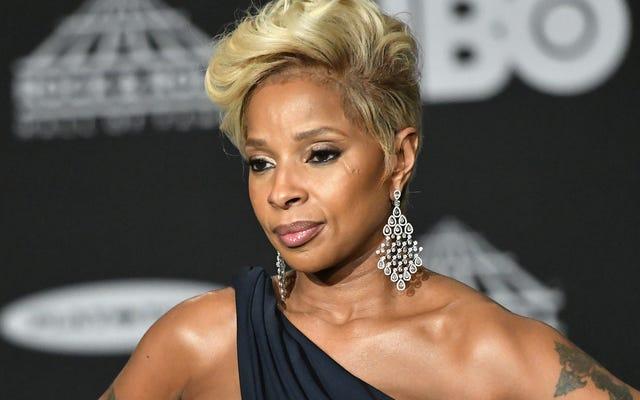 Mary J.Blige ร่วมแสดงในบอดี้แคมสยองขวัญ - ระทึกขวัญพร้อมธีมตำรวจ - โหด