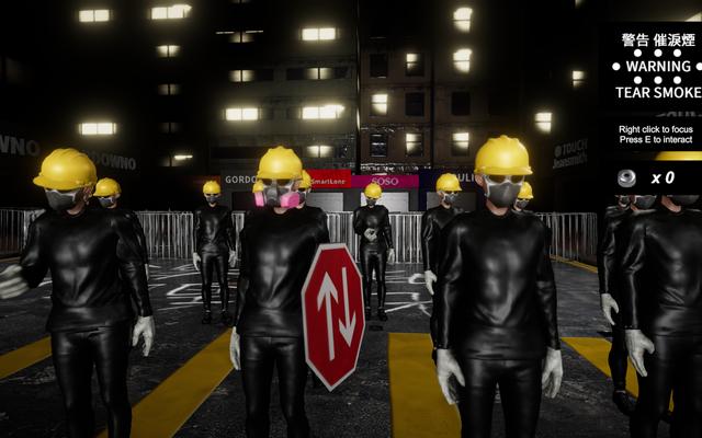 香港の抗議者を支援するこれらのゲームをSteamが承認しないのはなぜですか?