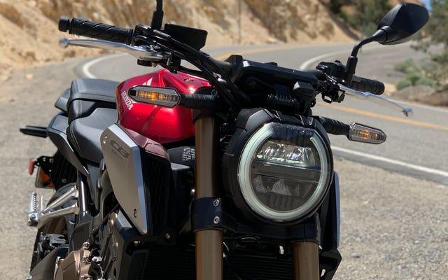 Saya Menemukan Satu Cacat Besar Pada Desain Honda CB650R 2020