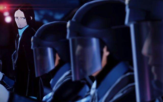 「私たちは警察を軽蔑している」:ペルソナ5ストライカーは大丈夫