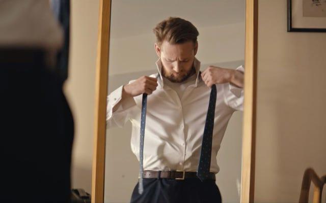 トミージョンはあなたがアンダーシャツを着ることを楽しみにしています