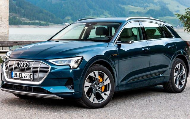 Audi đang cố gắng mang lại cho E-Tron nhiều cơ hội hơn