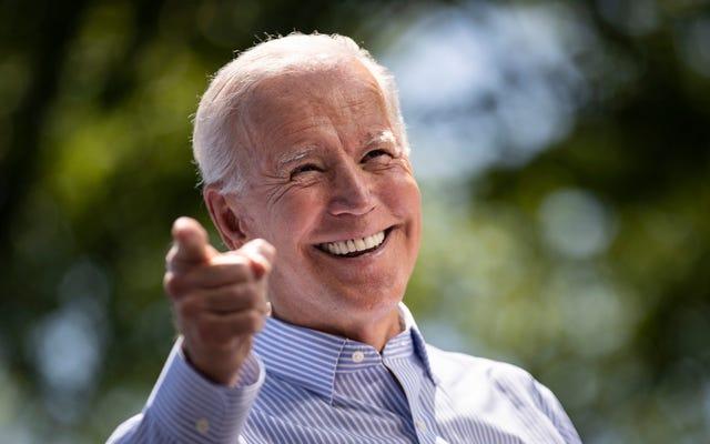 En una señal conmovedora, Joe Biden comenzó su presidencia alterando los TERF