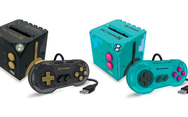 La console RetroN Sq qui joue aux jeux Game Boy sur votre téléviseur arrive enfin le mois prochain