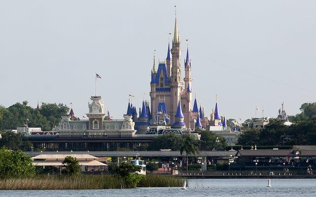 Tamu Disney World yang Pandemi Bahkan Lebih Rabun Dari Tamu Disney World Biasa