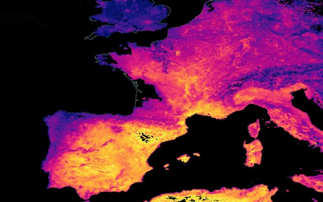 フランスの気温は今週45.9度に達しました。これは歴史的な記録です