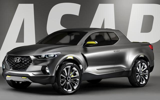 Truk Pickup Kecil Hyundai Santa Cruz Yang Telah Kami Tunggu Sejak 2015 Akan Hadir 'Secepat Mungkin'