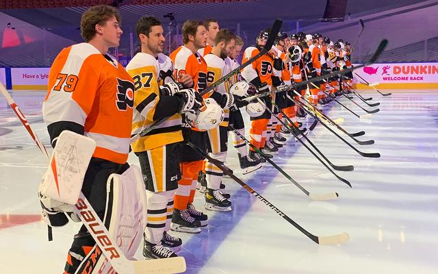 Bạn sẽ không bao giờ tin điều này, nhưng NHL đã lên tiếng phản đối