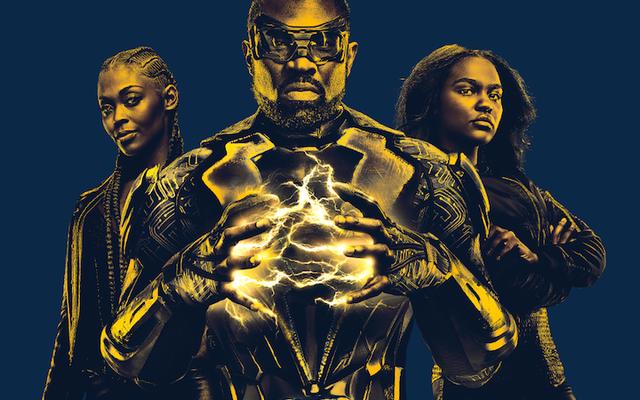 Con Black Lightning, l'universo dei supereroi della CW sta crescendo e diventando reale