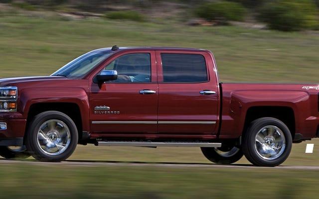 Demanda colectiva presentada contra General Motors después de que se rebajaran las calificaciones de remolque de camiones