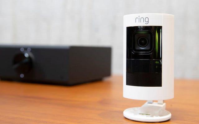 У какого счастливого владельца устройства видеонаблюдения есть кадры плача генерального директора Ring?