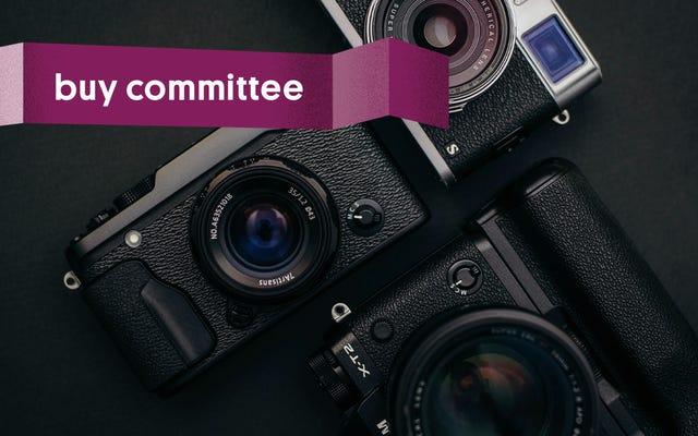 購入委員会:どのミラーレスカメラを購入すればよいですか?