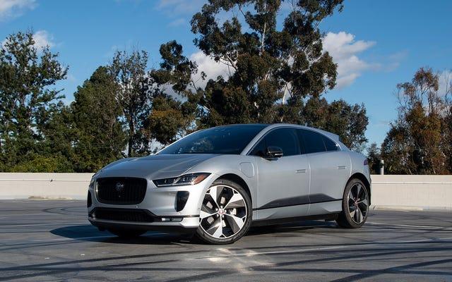 Jaguar ฮิตหยุดการผลิต i-Pace ชั่วคราวด้วยปัญหาแบตเตอรี่ขาดแคลน: รายงาน