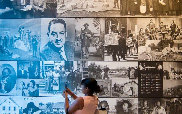 道を切り開く:アフリカ系アメリカ人の文化を守る