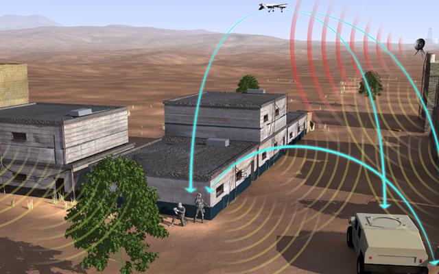 DARPAの新しいチップは妨害できない通信デバイスを作成します