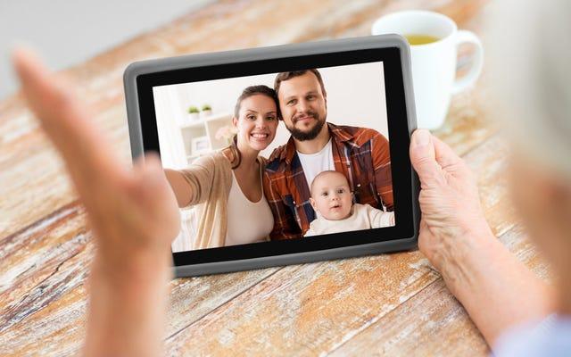 Najprostsze aplikacje do czatu wideo dla osób zmagających się z technologią