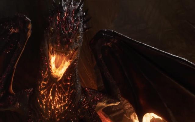 Qui a mis ce dragon dans la nouvelle bande-annonce de Dolittle?