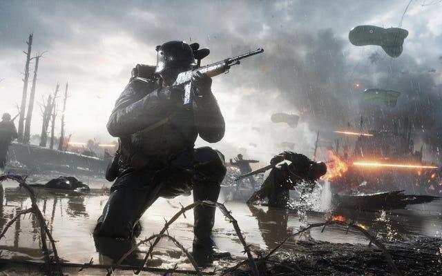 Un an après, Battlefield 1 est toujours aussi fort