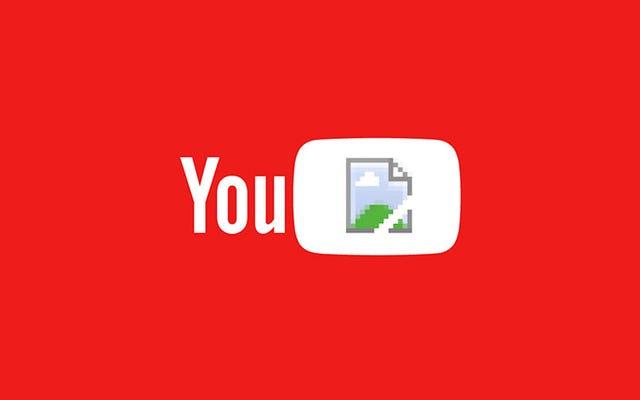 YouTube Sedang Mati [Pembaruan: Kembali]