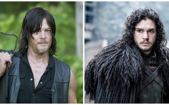 Apa yang diungkapkan optimisme The Walking Dead tentang sinisme Game Of Thrones