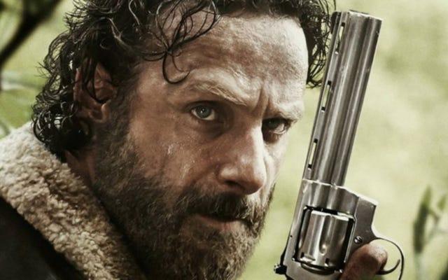 Il film di Rick's Walking Dead amplierà notevolmente il mondo della serie Zombie