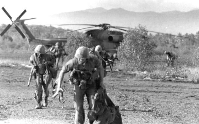 ベトナム最後の戦いで失われた海兵隊の背後にある40年の謎