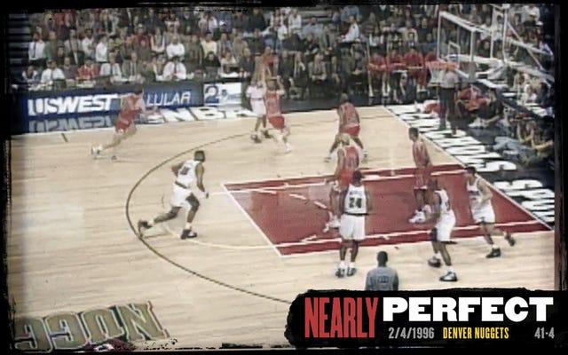 Prawie doskonały: Chicago Bulls były oszustwami