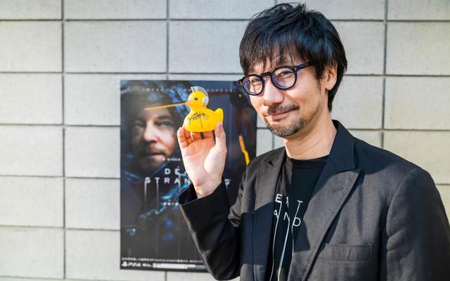 香港のファンは小島秀夫のツイートをたくさん読んでいます