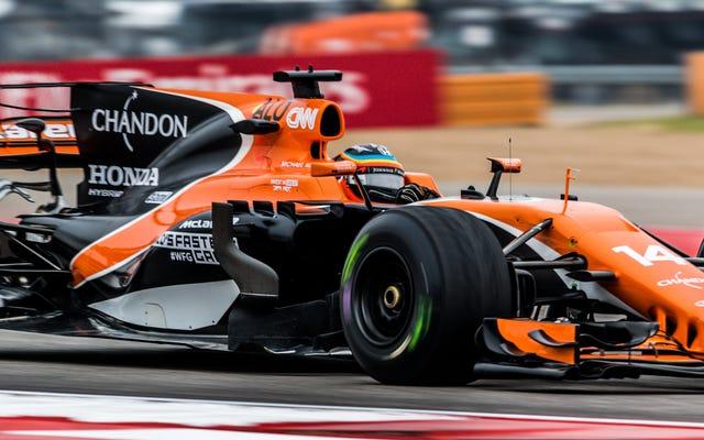 フェルナンドアロンソはデイトナ24時間レースですぐに車をテストするかもしれません