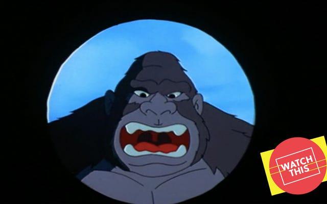 À la fin des années 90, ils ont créé une comédie musicale animée à petit budget pour les enfants de King Kong
