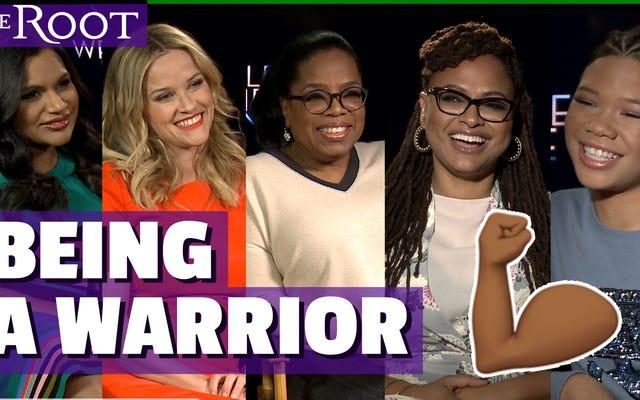 시청 : Oprah와 Ava DuVernay가 어둠을 탈출하는 방법