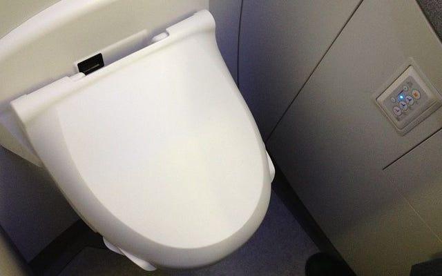 Quel est le meilleur moment sur un vol pour aller aux toilettes, selon l'équipage de l'avion
