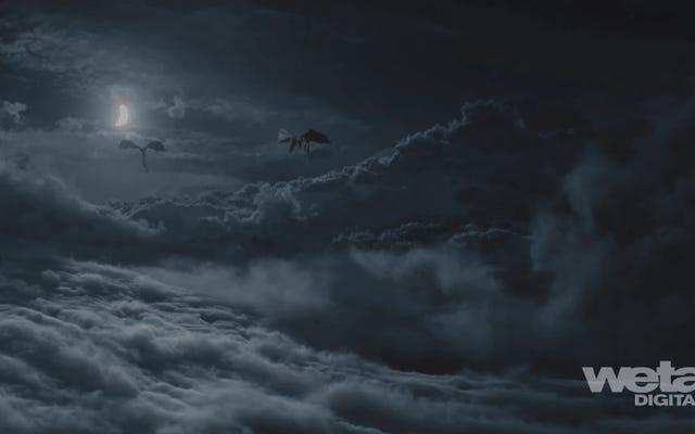 Hargai Seni Digital yang Hadir di Game of Thrones Battle yang Hampir Tidak Bisa Anda Lihat