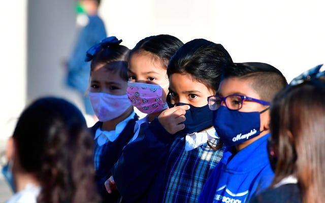 Pour les enfants issus de familles à faible revenu, la pandémie a rendu tout plus difficile