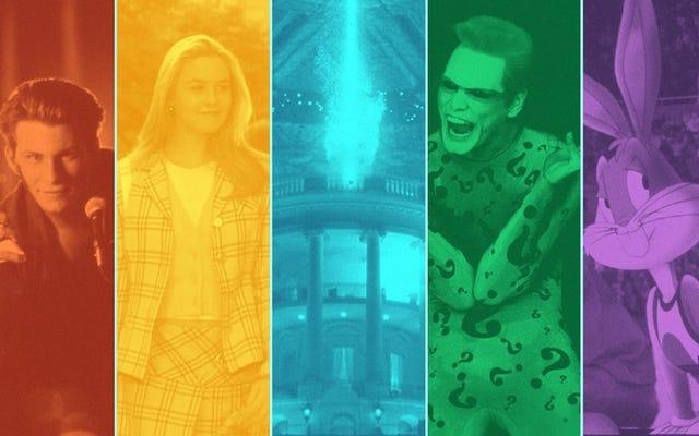 ここから出て、私があなたについて嫌う10のこと:90年代を体現する10本の映画