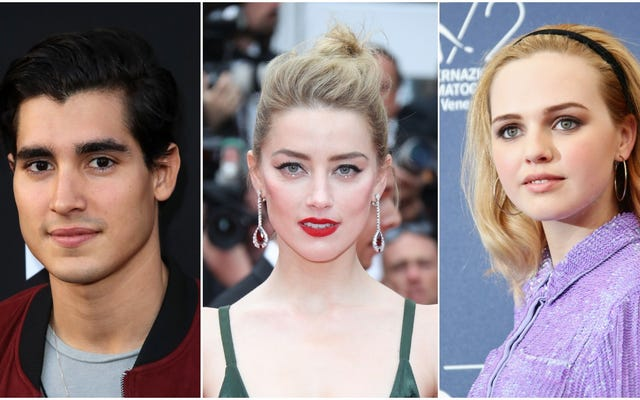 Amber Heard, Odessa Young et Henry Zaga confirmés pour CBS All Access 'The Stand