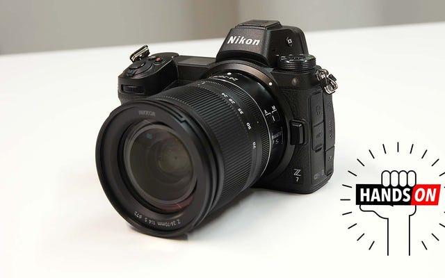 ニコンのZ7およびZ6フルフレームミラーレスカメラがついに登場し、楽しみがたくさんあります