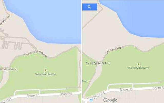Десятилетие наших любимых провалов с картами Google