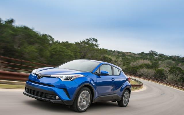 Toyota Menarik Kembali Lebih dari 68.000 C-HRs dan PHEV Priuses Untuk Elektronik yang Rusak