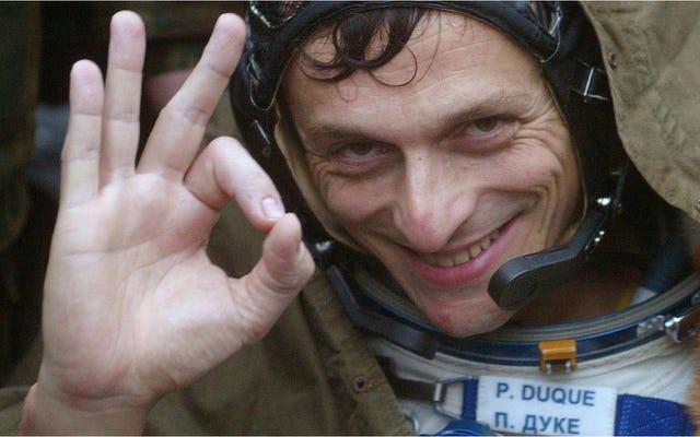 Pedro Duque:「15年で火星に到達できた。お金が足りない」