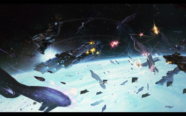 Artysta popisuje się odwołanym prezentem w Halo Wars 3