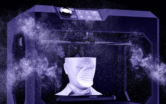 新しい研究の詳細3Dプリンターによって噴出される有毒粒子