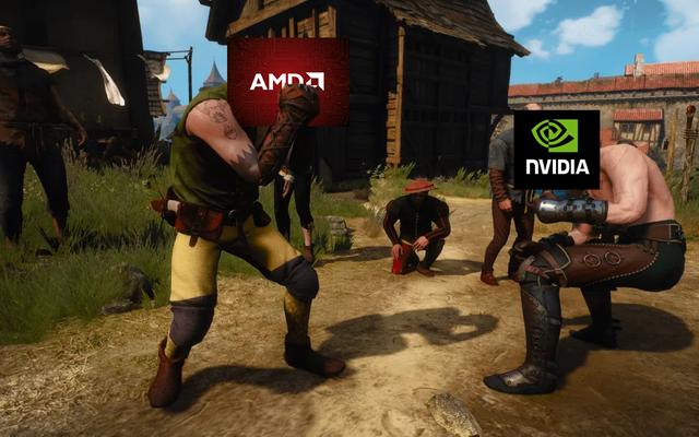 Nvidia và AMD một lần nữa chạm trán nhau