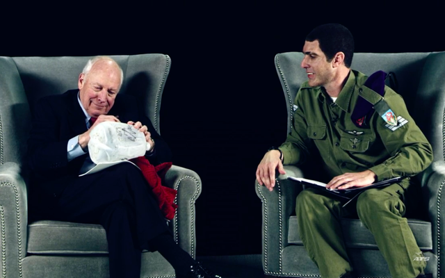 Il kit waterboard firmato da Dick Cheney è apparso su eBay la scorsa notte, oggi è scomparso